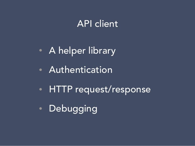Building An Aem Api Clients Ecosystem