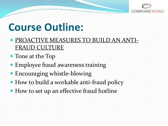 anti fraud professions Članek sandre damijan v fraud magazine: adding anti-fraud training to your   for example, we need more professionals trained in anti-fraud principles who.