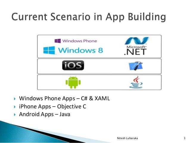 Building android apps using xamarin for House construction app