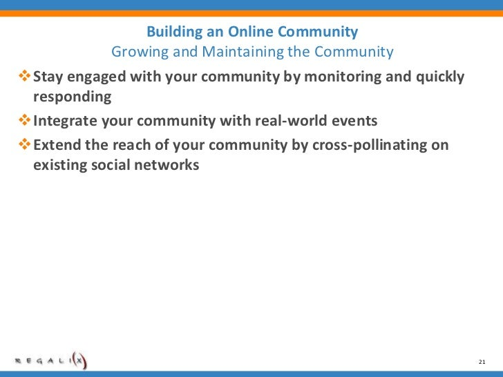 building a brand community on the What a brand community is and how it can benefit your business.