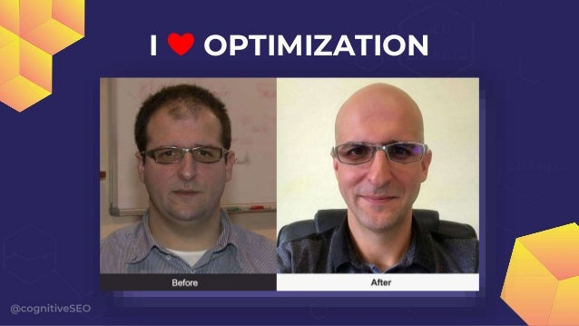 I ❤ OPTIMIZATION