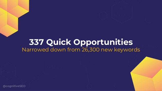 Step 4 Implementing the ranking opportunities