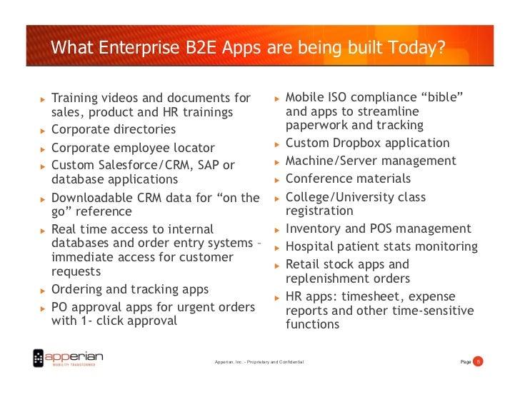 Building An Enterprise App Catalog for Apple & Android
