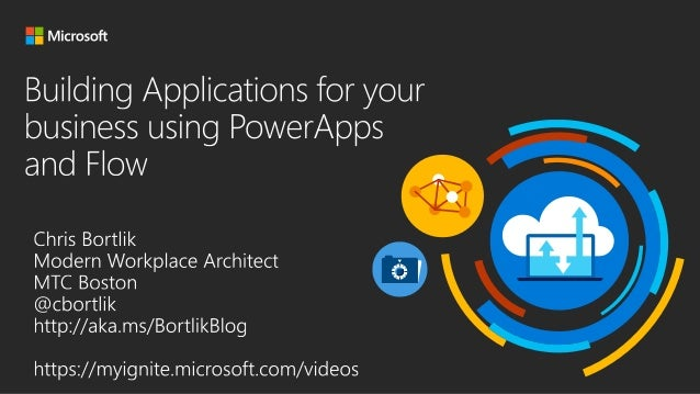 Building Applications for Your Business Using PowerApps