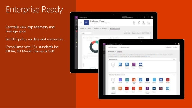 Building Applications for Your Business Using PowerApps and Flow