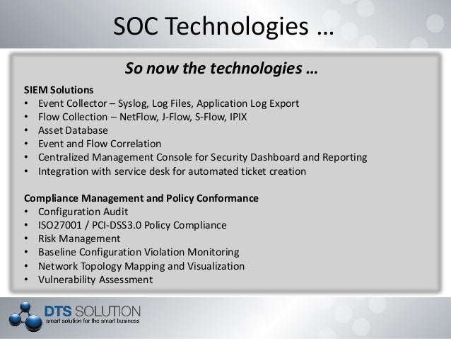 Building a Cyber Security Operations Center for SCADA/ICS