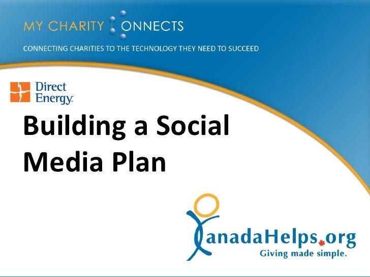 Building a Social       Media Plan   189
