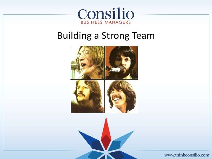 Building a Strong Team