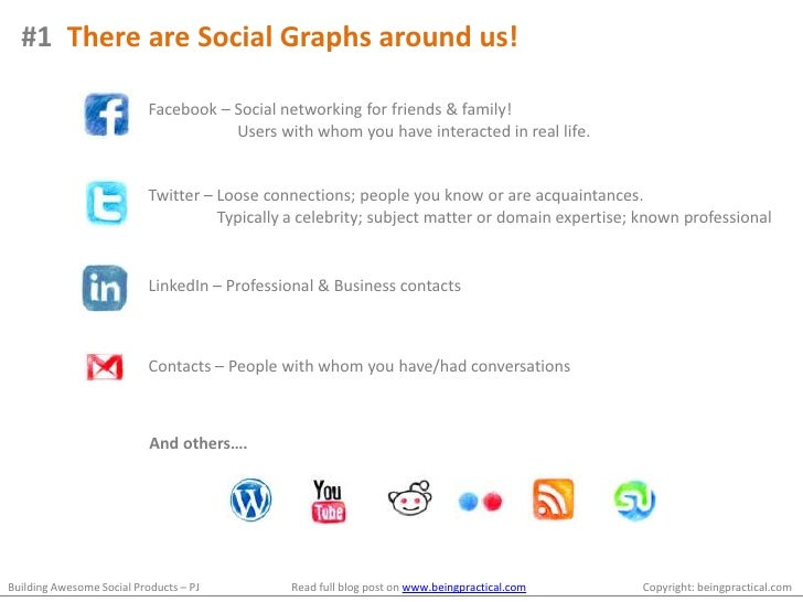Building Awesome Social Products Slide 2
