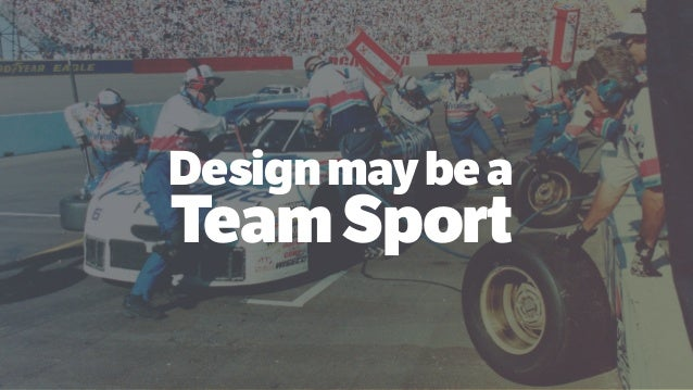 Designmaybea TeamSport