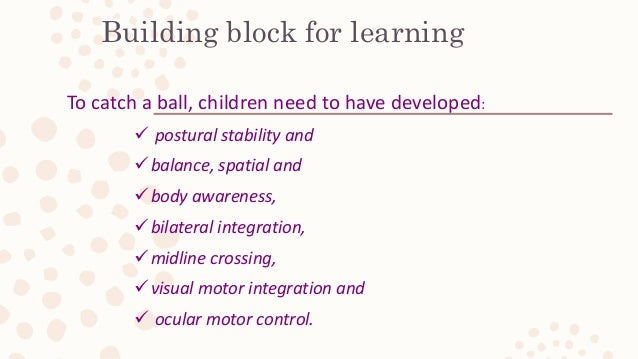 The Essence Of Sensory Processing >> Building Blocks For Learning How To Deal With Sensory Processing