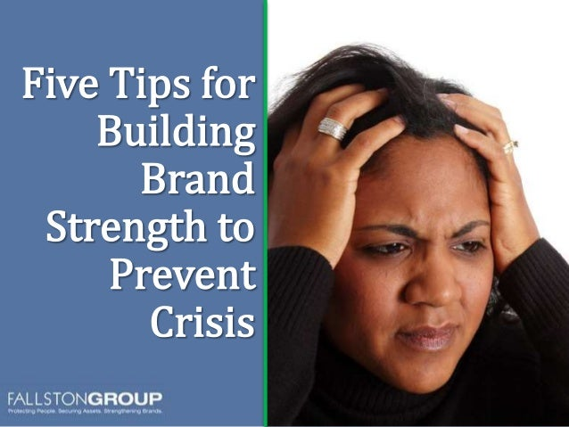Building Brand Strength to Conquer Crisis
