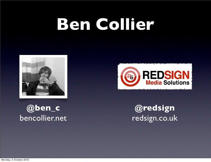 Building Brilliant APIs Slide 3