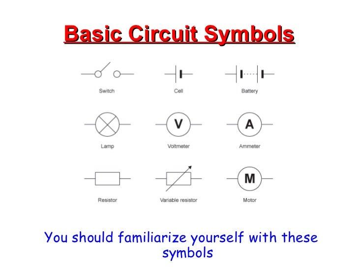 Circuit Diagram Year 6 - Electrical Work Wiring Diagram •