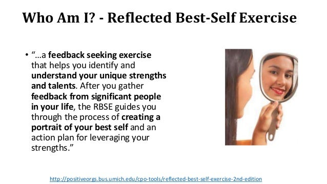 reflected best self exercise essay Save your time for more important things let us write or edit the essay on your  topic reflected best self exercise with a personal 20% discount grab the.