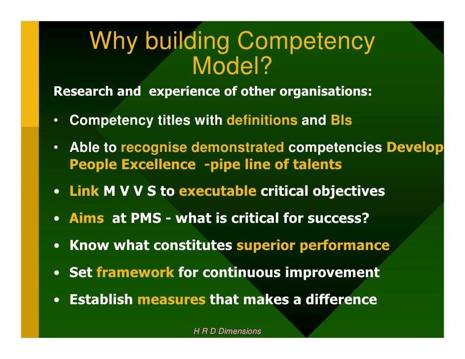 building competencies bma presentation chandramowly