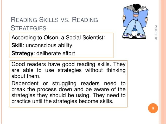 reading skills and strategies pdf
