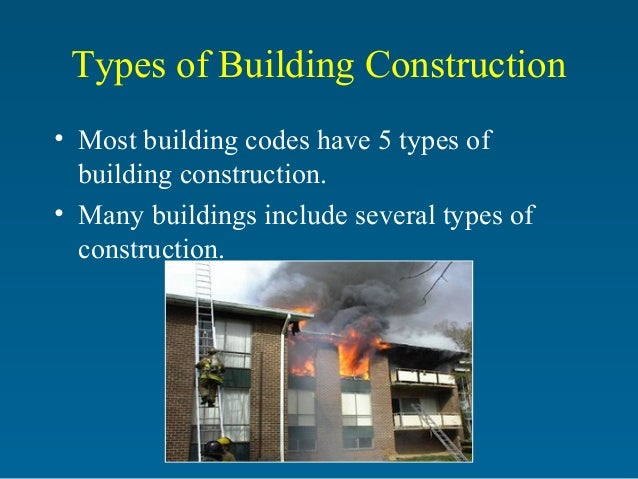 What Type Of Building Construction Are Hospitals