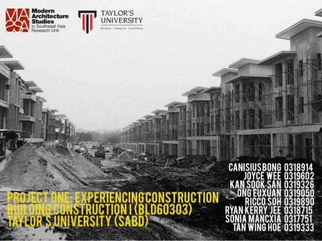 exercises in building construction allen edward iano joseph