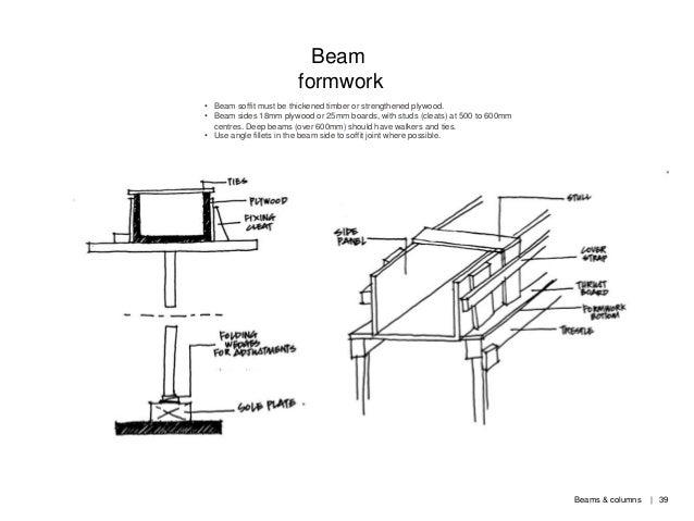 Building construction - Intermediate floor casting ...