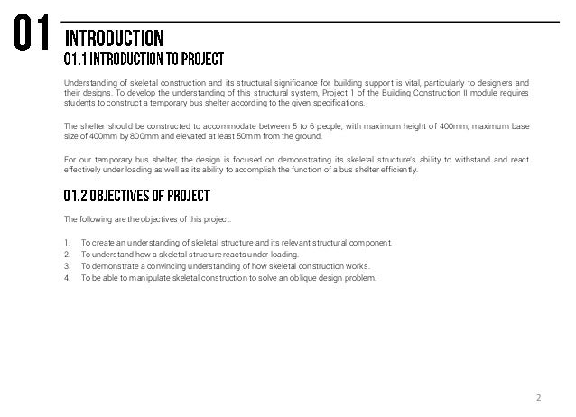 Building construction 2 proj 1 3 understanding of skeletal construction altavistaventures Choice Image