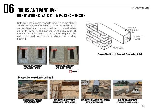 Building Construction I Project 1 Report