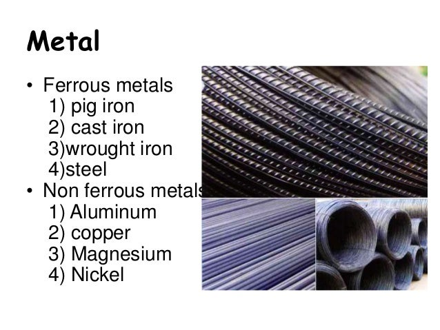 steel as a building material ppt