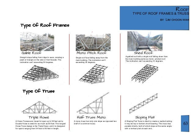 Monopitch Roof Bracing & Roof ... Sc 1 St SlideShare