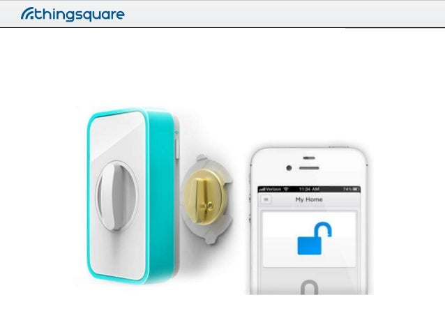Building The Internet Of Things With Thingsquare And