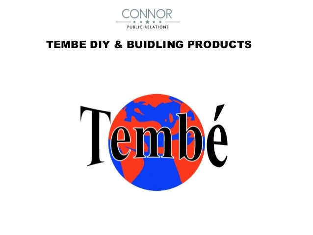 TEMBE DIY & BUIDLING PRODUCTS