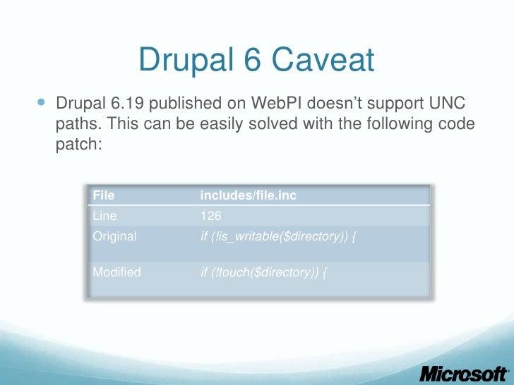 drupal 6.19