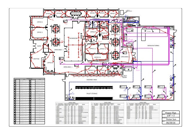 Building Electrical Systems Design