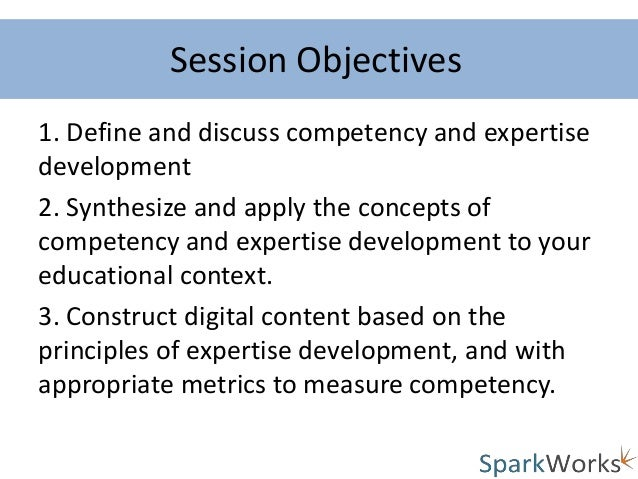 Building expertise for the knowledge economy Slide 2
