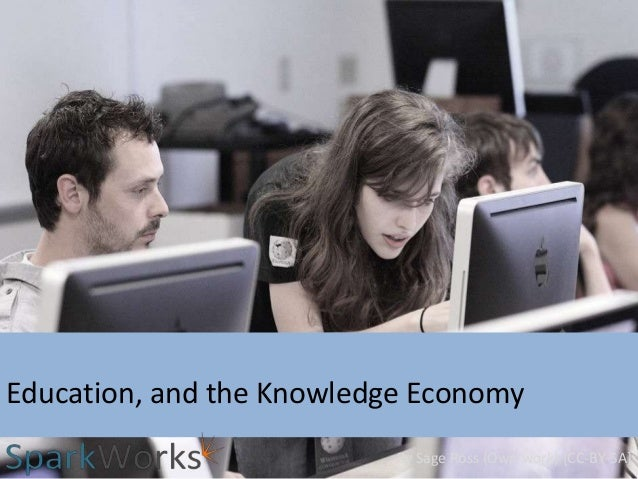 Building expertise for the knowledge economy Slide 3