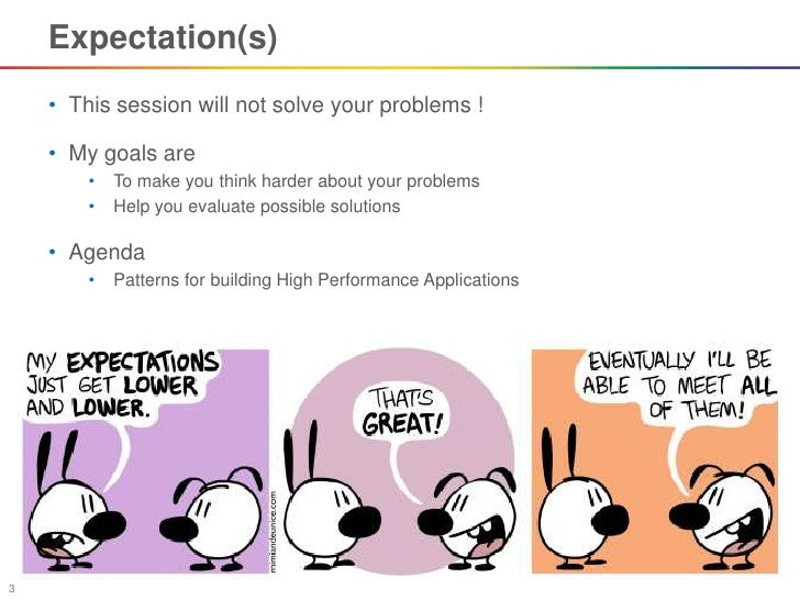 Patterns for Building High Performance Applications in Cloud - CloudConnect2012 Slide 3
