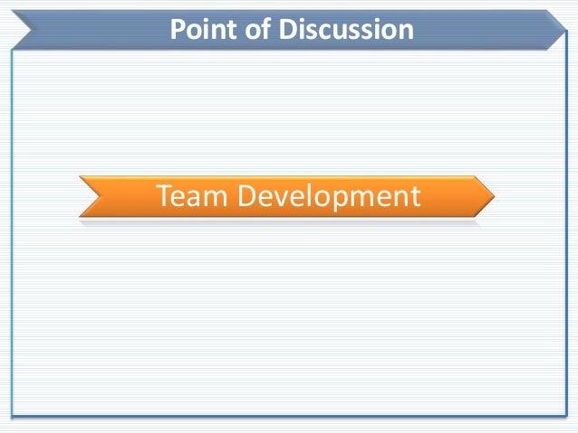 Building High Performance Teams Slide 3