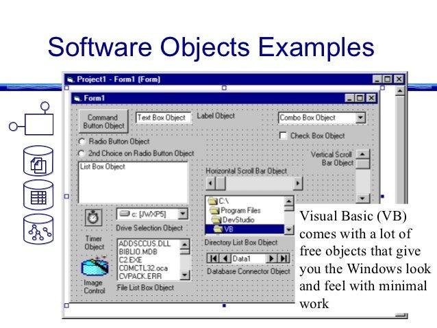 Building HMI with VB Tutorial [1998]