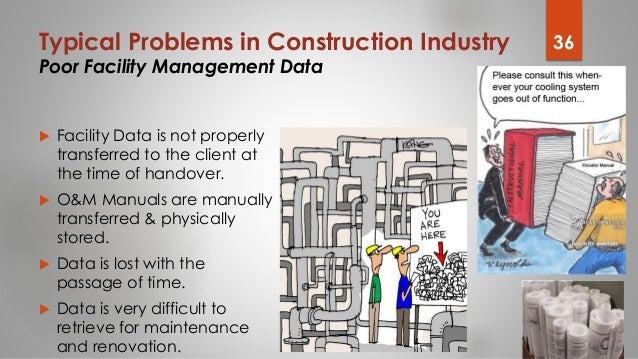 problems in the construction industry Constructi on industry an an overview overvie introduction a process that consists of the buildings or assembling of infrastructure involves project manager , construction manager, design engineer, and project architect.