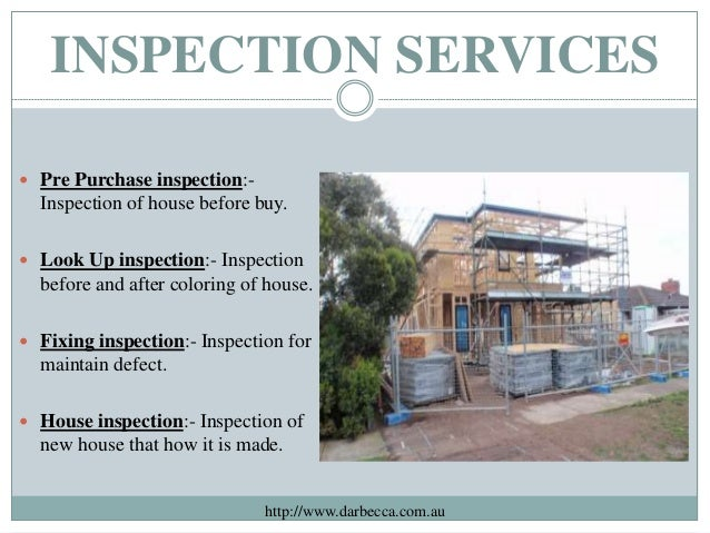 Building Inspection Services : Building inspection services in melbourne