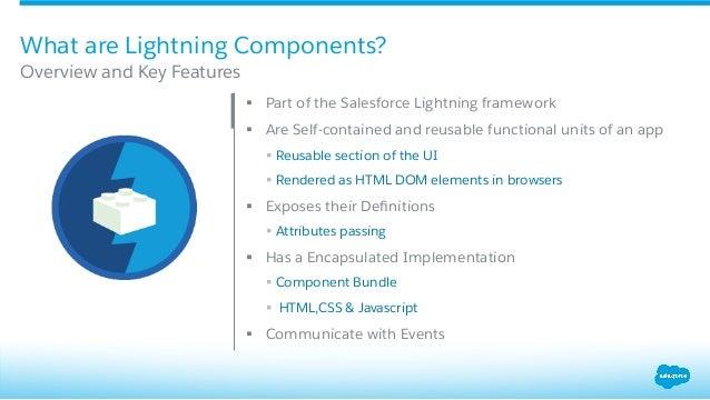 Building Lightning Components for ISVs (Dreamforce 2015)