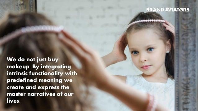 Building Makeup Brands Through Intrinsically Engaging Narratives Slide 3