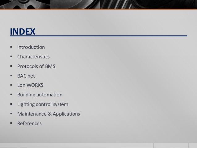 Building management system Slide 2