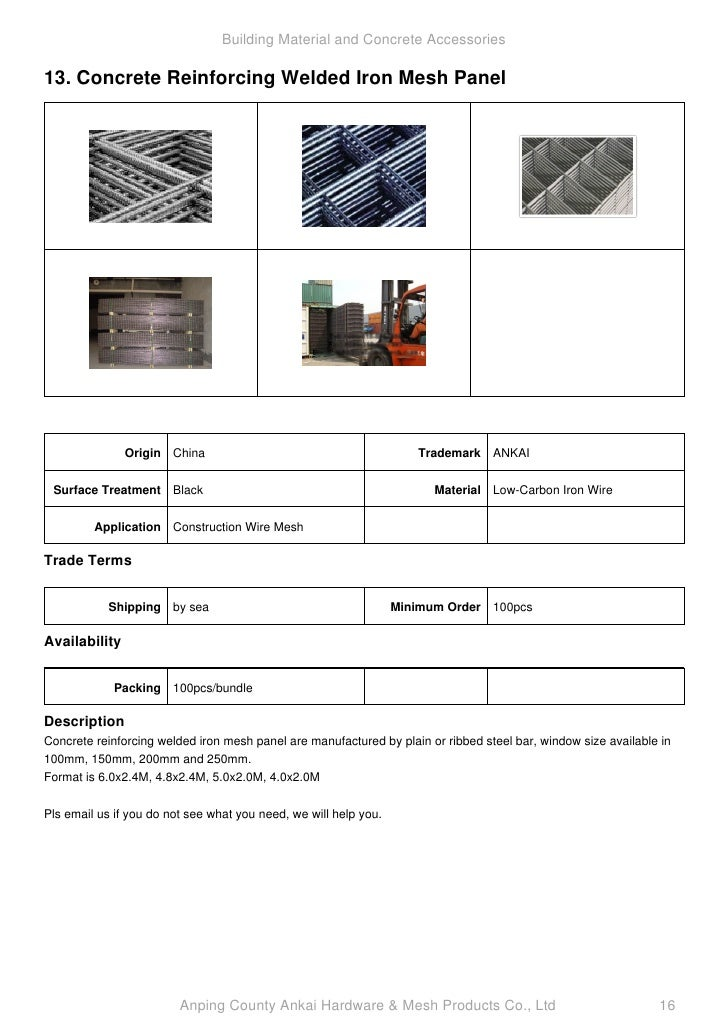 Contemporary Wire Mesh 6x6 W6xw6 Festooning - Electrical Diagram ...