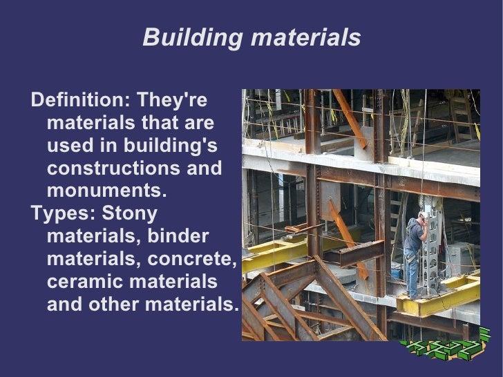 Stony materials........................................... ...