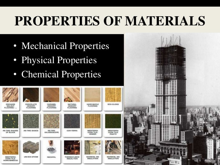 Chemical Properties Of Sand Used For Construction