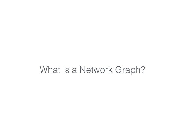 What is a Network Graph?