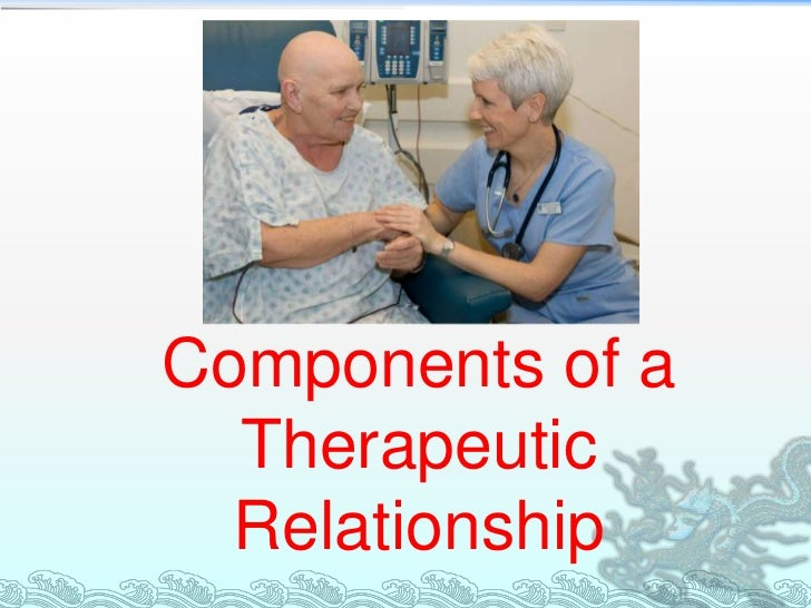 nurse client relationship Abstract introduction: self-awareness is a process of objective examination of  oneself and is one of the important components in nurse-client relationship.