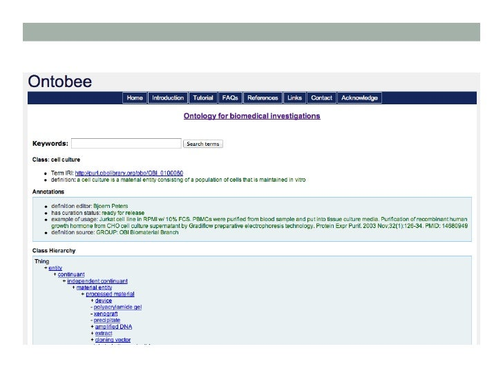 Building OBO Foundry ontology using semantic web tools