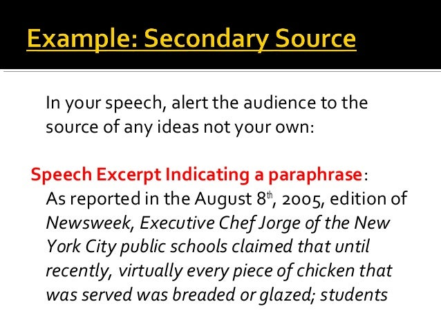  You can use the informal pronoun… YOU  Create a conversation within your writing  Draw your audience into your speech ...