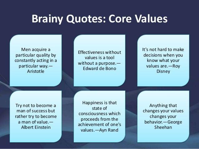 190 Brilliant Examples of Company Values